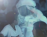 Christus Astronauta