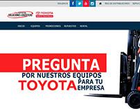 Propuesta diseño web Toyota