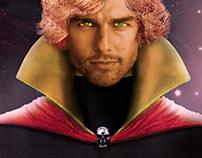 Tom Cruise como Adam Warlock