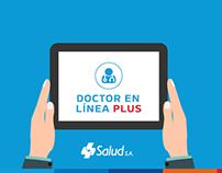 Saludsa - Doctor en Línea Plus