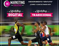 Marketing Digital Fanpage Marketing Creativo