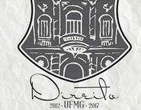 Brasão - DIREITO UFMG
