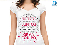 T-shirts Projects