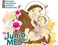 Campaña Promocional de San Antonio Ciudad Jardín, 2016