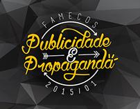 Convite de Formatura - Publicidade e Propaganda