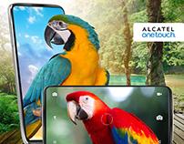 Alcatel OneTouch - RRSS