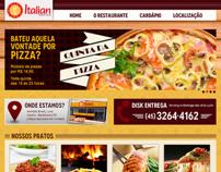 Italian Restaurante e Pizzaria