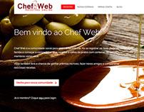 Compartilhamento e rede social de amantes da Culinária