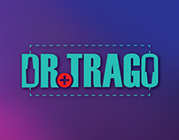 DR TRAGO logo and Corporate Image