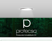 Protecsa, Mailing - Banners - Folleto