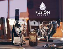 Fusión - Bistró - Branding