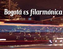 Filarmónica de Bogotá 47 Años
