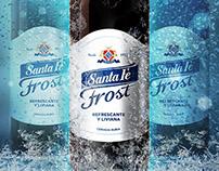 Cerveza Santa Fe Frost