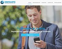 Web Contalisto
