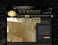 Al's Quality - Web Design