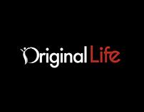 Linha criativa - Original Life