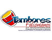 Logo Tambores Falconianos.