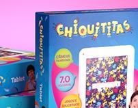 Tablet Chiquititas