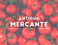 Antiguo Mercante | Branding