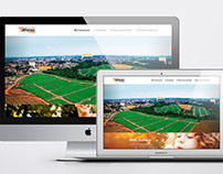 Website Loteamento Athenas Paulista