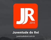 Logo Juventude do Rei - 2015