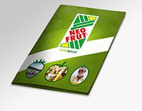 Carpeta Corporativa Neo Frut