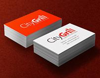 Diseño de Logotipo - CityGrill