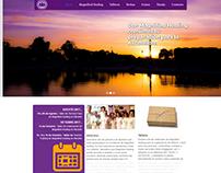 Sitio Web Mangified Healing en España