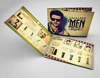 Diseño de Catalogo MenStyle