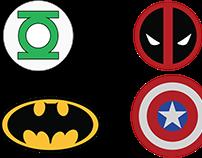 Hero symbols