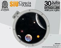 Afiche Sede de Investigación Universitaria U de A
