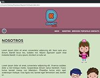 Dandy Kids Project