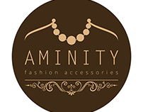 Identidade visual Aminity