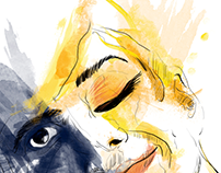 Portrait Watercolors