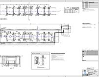 Projeto estrutural detalhado em CAD e Revit