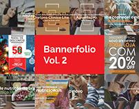 Bannerfolio Vol.2