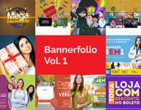 Bannerfolio Vol.1