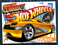 Serie Hot Wheels