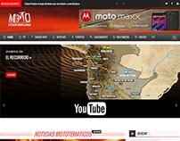 Diseño Web - Mototematicos