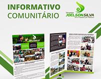 Informativo Comunitário- Ver. Joelson Silva