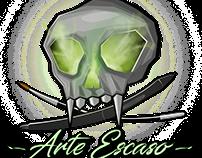 Arte Escaso Logo