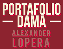 Portafolio Dama Alex Lopera
