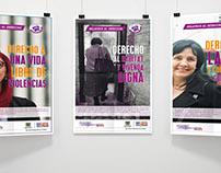 Afiches derechos SDMujer