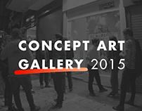 CONCEPT ART GALLERY 2015