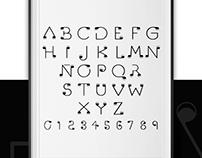 Headphone Typography project