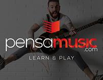 Pensamusic.com