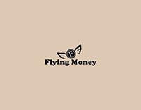 FLYING MONEY LOGO DESIGN