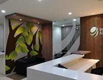 Diseño de Oficina - Fotomanipulación Corporativa