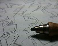 Tipografia | Link - Zelda