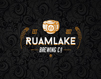 Ruamlake beer brand